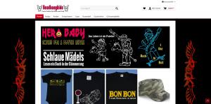headbangkids.de TShirt Onlineshop von Medienservice24.org